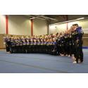 I morgon startar EM i truppgymnastik och de svenska lagen har stora chanser till guld!