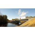 Svevia tryggar broarna i Norrbotten