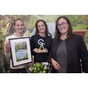 Första pris till U&We i Green Tenant Award 2014