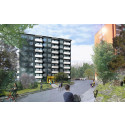 Inbjudan till byggstart av 62 lägenheter för unga i Trångsund