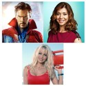 Benedict Cumberbatch, Buffy Star Alyson Hannigan and Baywatch Legend Pamela Anderson Leads Star Studded Line-Up at London Film & Comic Con