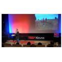 Mobizoft livesänder från TEDxKiruna