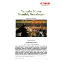 Yamaha Motor Monthly Newsletter No.28 (Apr.  2015) The Yamaha Brand Part2