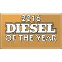 MAN motor kåret som 'Diesel of the Year 2016'