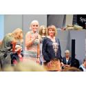 TV-stylisten Hedvig Andér berättar om lulebon Katarina van Deventers nya stil.