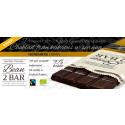 Premiär för Kahls första Bean 2 BAR chokladkaka