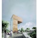 Ramböll och Liljewall arkitekter tog hem projekttävling om Västhamnens utbyggnad