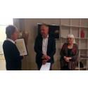 Anita D'Orazio-priset 2017 går till Elisabeth Hultcrantz och Ung i Sverige.