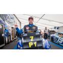 Emil Persson klar mästare i V8 Thunder Cars 2018