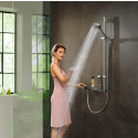 hansgrohe Raindance PowderRain handdusch i duschset