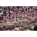 Fusiliers to make Homecoming Parade in Bury