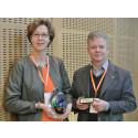 SCA vann pris för idérik satsning på järnväg