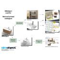 Process för att använda BIM objekt som underlag för digitala produktbilder och kataloger