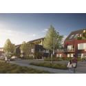 Trähus, hållbarhet och naturnära gemenskap när Jönköping växer