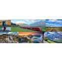 WI-Resor lanserar fyra vandringsresor med tåg som färdmedel