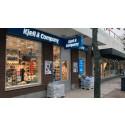 Kjell & Company öppnar i Mora