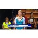 Lina Sjöberg tog brons i DMT på World Games i Polen