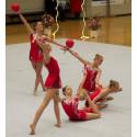 Gymnastikföreningen  Energo fyller 90 år och firar med gymnastikuppvisning i Valhalla Sporthall den 11 december.