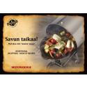 Recept för din Muurikka El-rök.