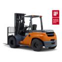 Toyotas motviktstruck Tonero tilldelas iF Design Award 2015