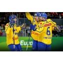 Europcar stolt partner till Svenska ishockeyförbundet!