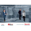 Bosch Rexroth på Elmia Automation 10-13 maj i Jönköping