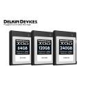 Delkin lanserer XQD-kort med maksimal ytelse