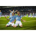 Malmö vinner dubbeln och Östersund blir årets positiva överraskning