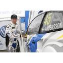 Volkswagens rallycrossteam siktar mot pallen i Belgien