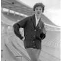 Modebilder tagna av en av Sveriges största 1900-talsfotografer, Georg Oddner, för tidningen Damernas värld.