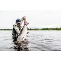 Ett av världens främsta fiskefilm-team Hooké besöker Swedish Lapland