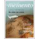 Nytt nr av Memento: Kulturministern om begravningsfrågor, när någon dör långt hemifrån och mycket mer.