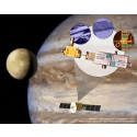 Terahertz sensor aiming for Jupiter´s moons