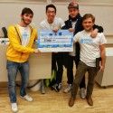 ensa.com lead engineer helps to win second place at Tieto Stockholm, Sweden Hackathon
