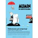 Inbjudan invigning Mumin