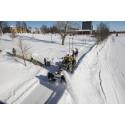 Räkna med halka och snö även i år