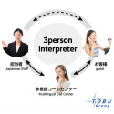TOBU Railway Introduces Multilingual Telephone Interpretation Service in Nine Languages!