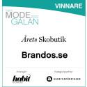 BRANDOS – en vinnare bland årets skobutiker