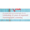 20 år med mammografiprogrammet i Norge