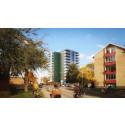 Bygger 44 nya lägenheter i Havstena