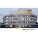 Hissar från KONE tar plats i Kirunas nya stadshus