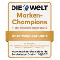 Das sind Deutschlands Marken-Champions
