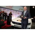 Volkswagen Passat utsedd till Årets Bil 2015