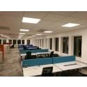 IBM vill erbjuda personalen det bästa - valde DynaDesk till nya huvudkontoret