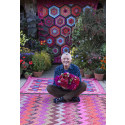50 years in colour - Kaffe Fassett gjester Hadeland Glassverk 9.mai - 16.august
