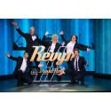 "Premiärkväll för ""#Revyn2.0"" med Annika Andersson, Claes Månsson, Jessica Heribertsson, Ola Forssmed, Mikael Riesebeck på Lisebergsteatern!"