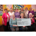 Crafty library users' 'grand' gift to Bury Hospice