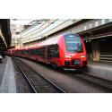MTR Express slår både flyget och SJ i punktlighet