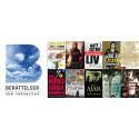 De tio boktitlarna i Läsrörelsens stora nationella lässatsning presenterades på Bokmässan
