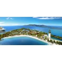 Norwegian Cruise Line reveals Harvest Caye experiences